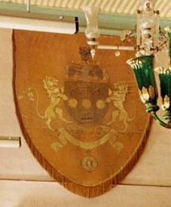 Banner and standard of Junagadh 1877