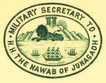 MILITARY SECRETARY TO JUNAGADH