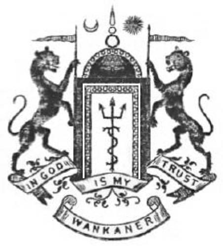 Wankaner Coat of Arms