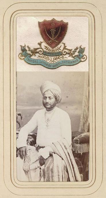 Jaysinh Thakur of Dhrol