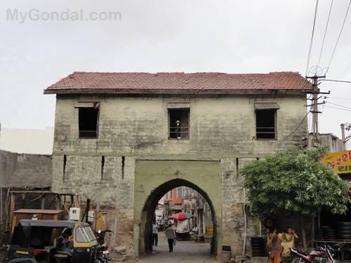 Gundala Gate Gondal