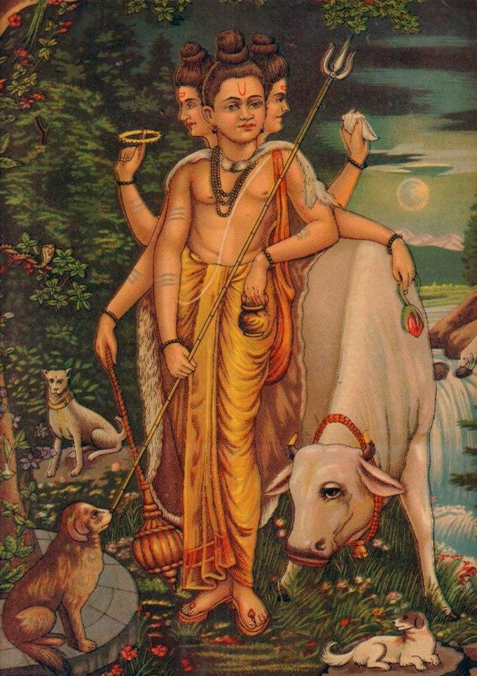 Guru Datatreya