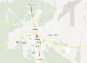 Keshod Map