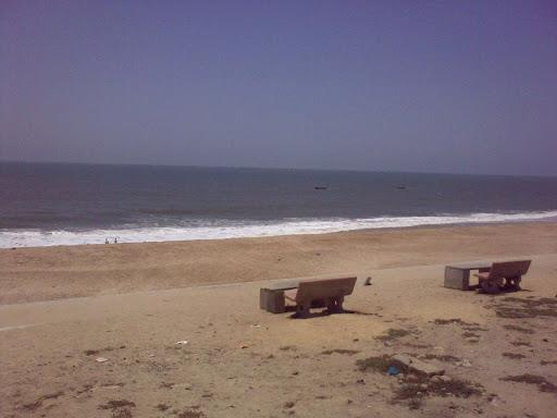 Sea Shore Madhavpur Ghed