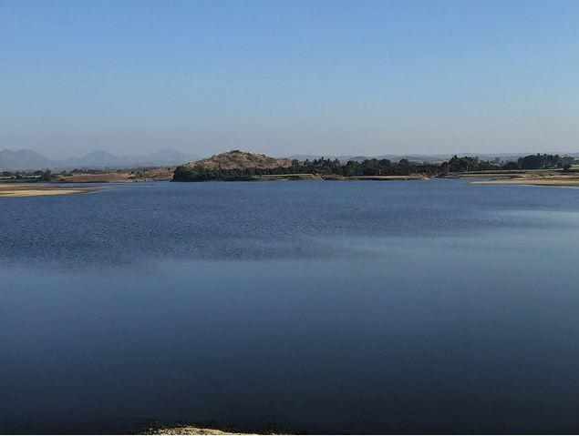 Ambazar river near Satadhar Dham