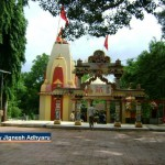Temples at Satadhar Dham