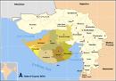 Saurashtra Map