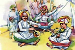 Gujarati Lok Sangeet